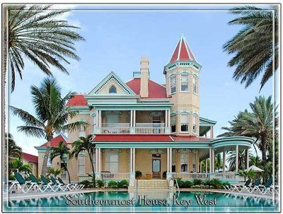 SOUTHERNMOST HOUSE KEY WEST * 8'' x 11''
