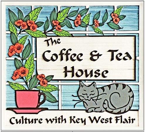 COFFEE AND TEA HOUSE * 8'' x  9'' 10327