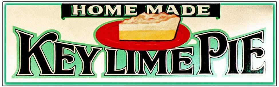 KEY LIME PIE 3 * 5'' x 16''