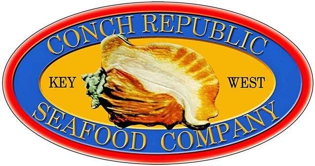 CONCH REPUBLIC RESTAURANT * 6'' x 11''