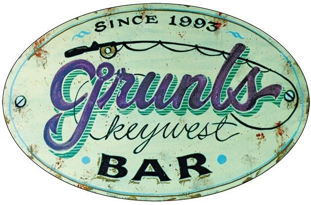 GRUNT'S BAR 2 10385