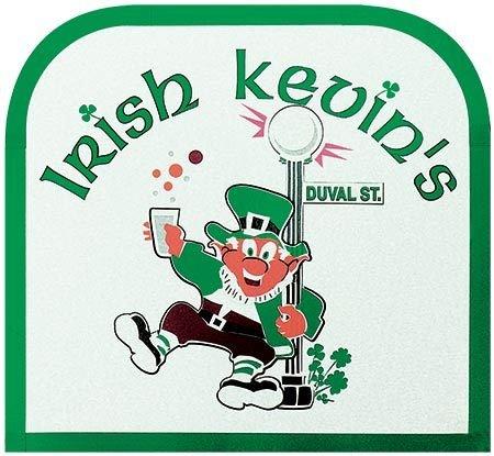 IRISH KEVIN'S DUVAL ST * 8'' x 9'' 10389