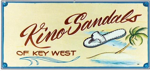 KINO SANDALS * 4'' x 11'' 10396