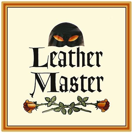 LEATHER MASTER * 8'' x 8'' 10398