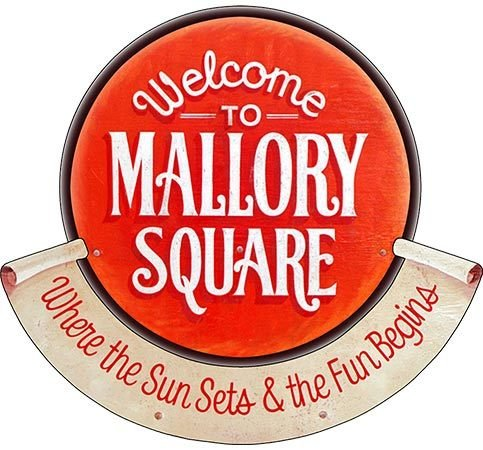 MALLORY SQUARE * 8'' x 8'' 10404