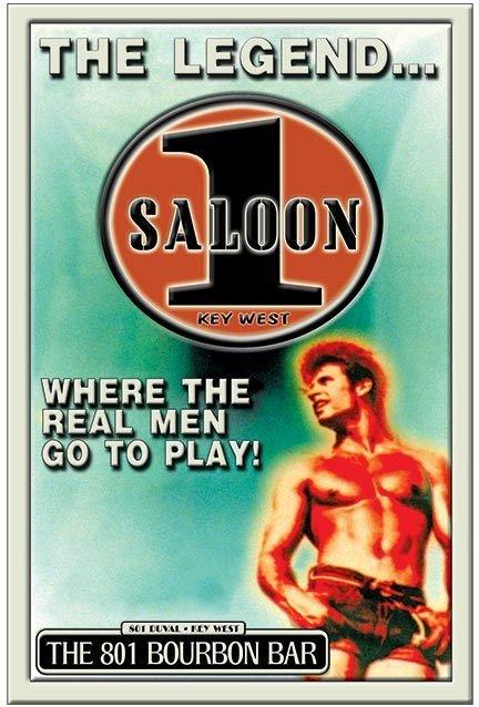 SALOON 1 * 7'' x 11'' 10407