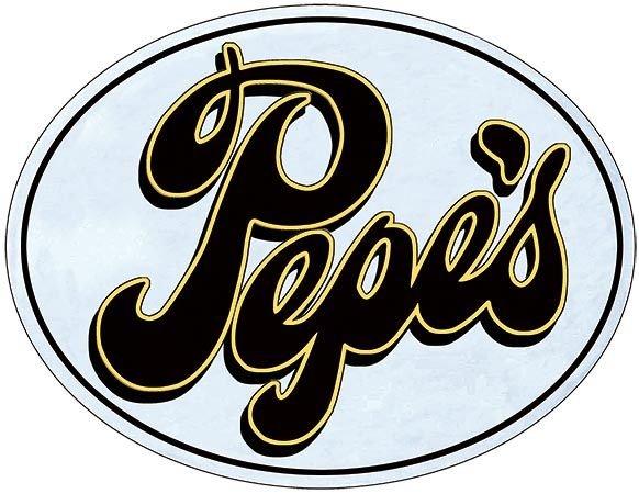 PEPE'S OVAL * 8'' x 11'' 10417
