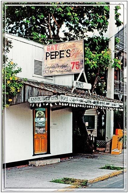 PEPE's TALL * 6'' x 11'' 10418
