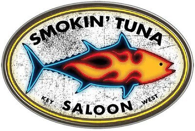 SMOKIN TUNA * 7'' x 11''