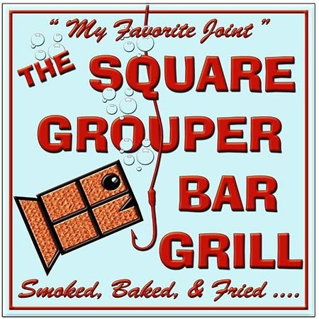 SQ GROUPER FAVORITE JOINT * 8'' x  9'' 10430