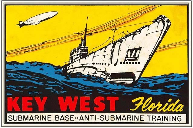 KEY WEST SUB BASE * 6'' x 11'' 10441