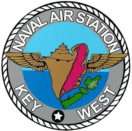 NAVAL AIR STATION KEY WEST * 8'' x 8'' 10442
