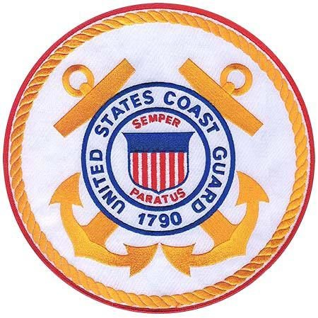 COASTGUARD SEAL 2 10447