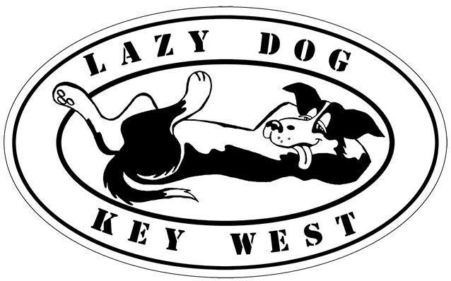 LAZY DOG * 7'' x 11''