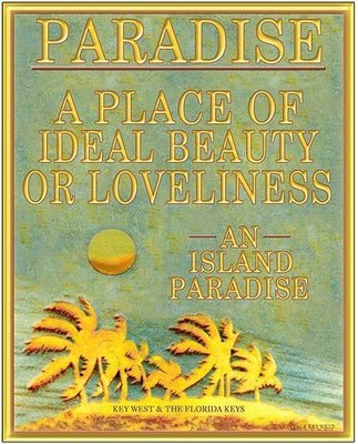 PARADISE IDEAL BEAUTY * 8'' x 11''