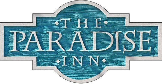 PARADISE INN * 6'' x 11'' 10563