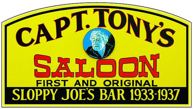 CAPT TONY'S ORG SLOPPY JOE * 6'' x 11'' 10602