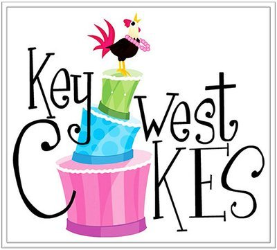 KEY WEST CAKES * 8'' x 9''