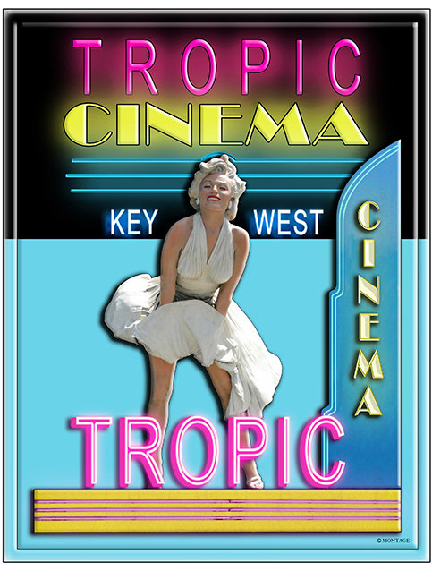 TROPIC CINEMA * 8'' x 11'' 10653