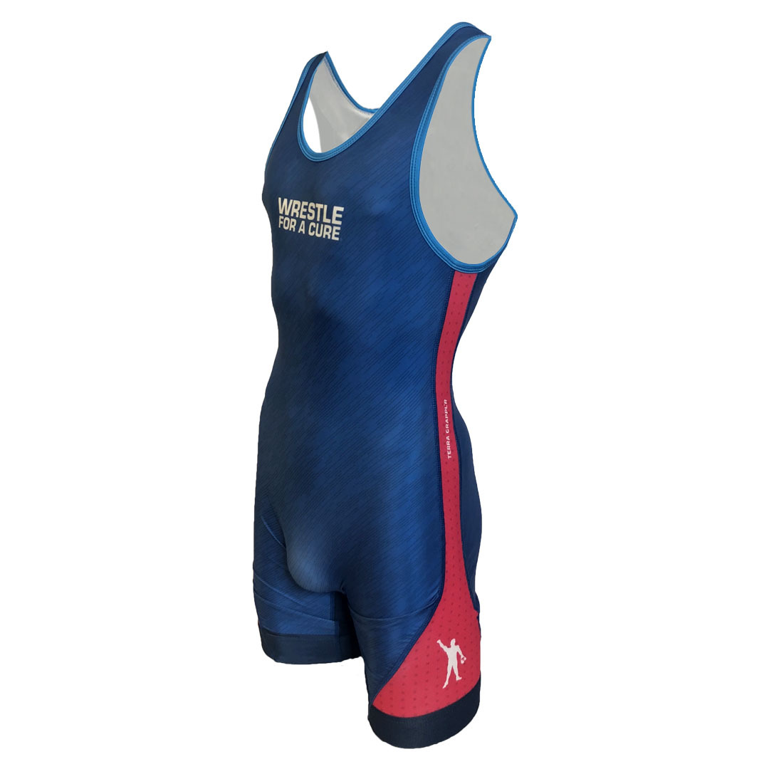 Wrestle for a Cure Singlet (Limited Edition) 00058