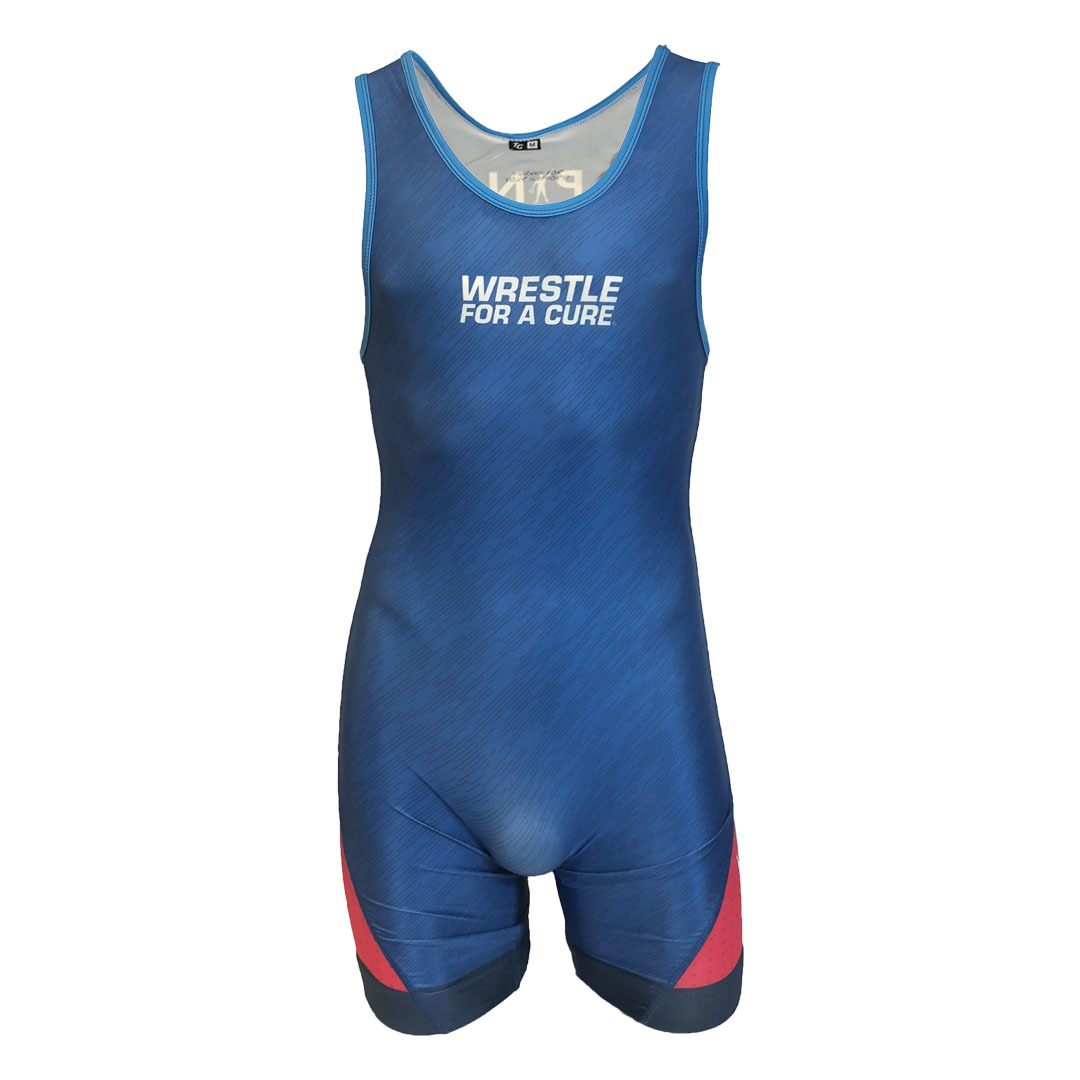 Wrestle for a Cure Singlet (Limited Edition)