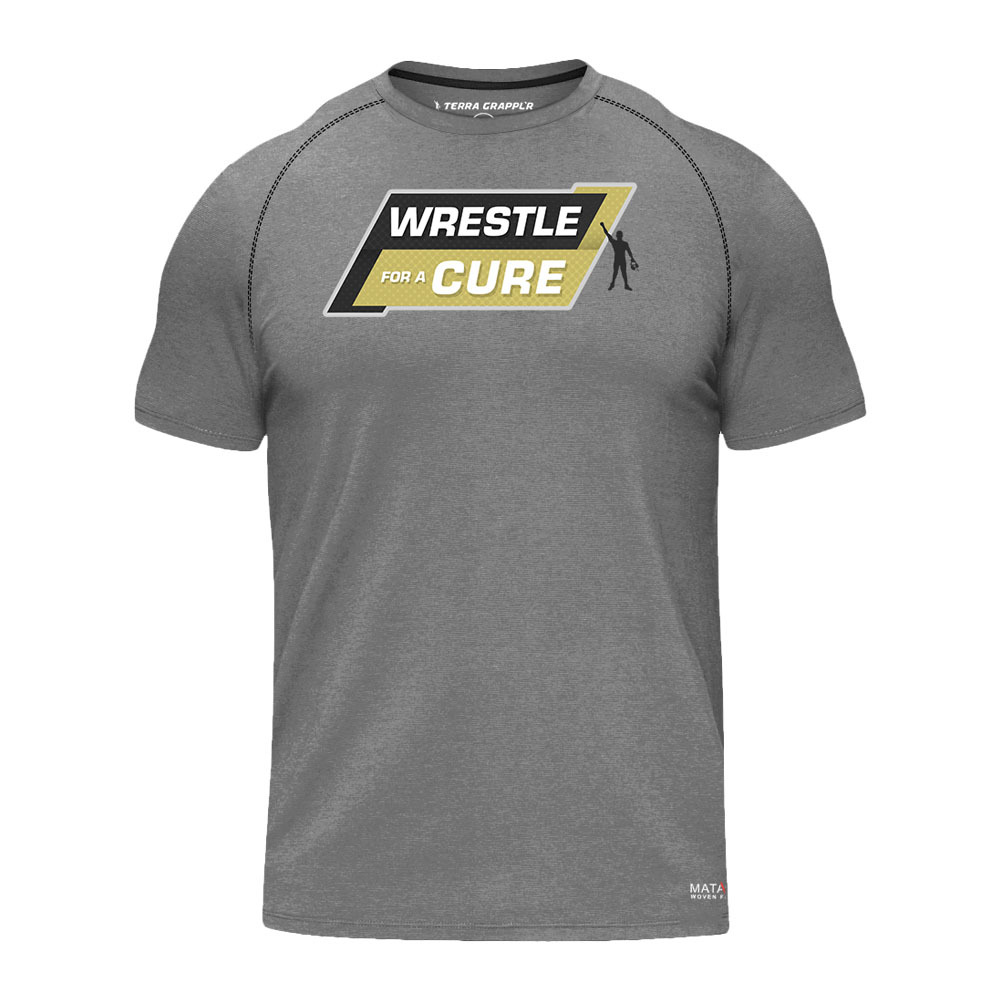 Wrestle for a Cure™ Performance T-Shirt wfacptee
