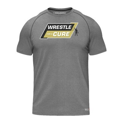 Wrestle for a Cure™ Performance T-Shirt