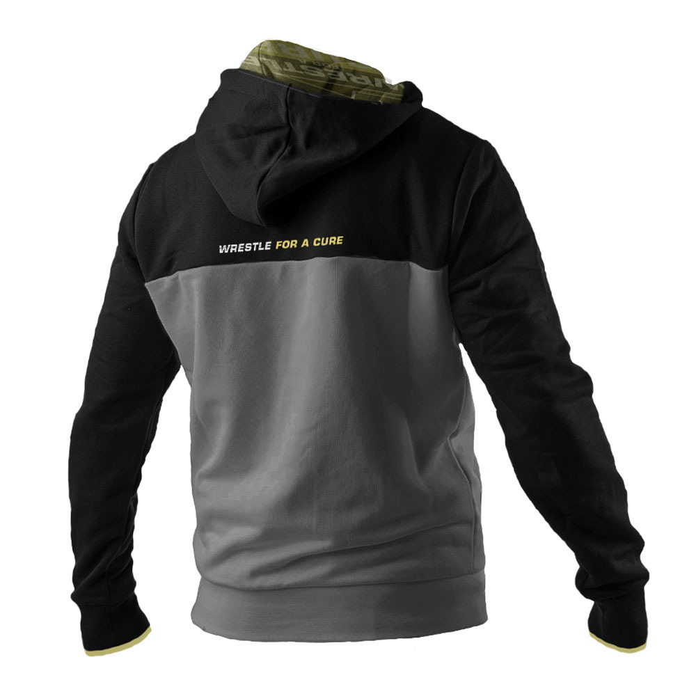 Pin Cancer™ Wrestle for a Cure™ Hoodie