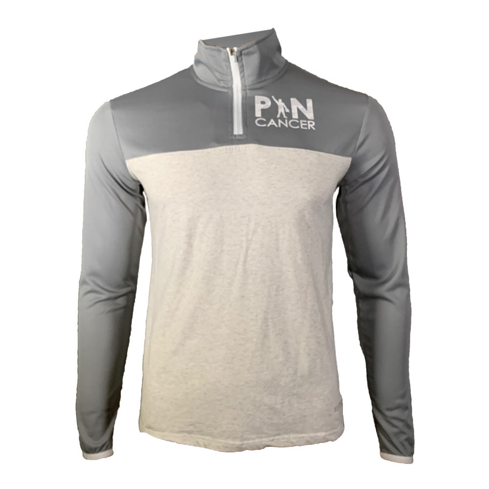 Pin Cancer™ Wrestling1/4 Zip