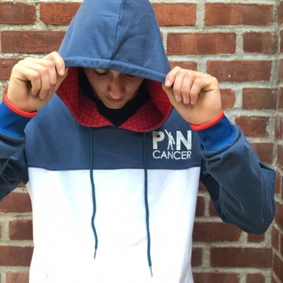 Pin Cancer™ Wrestling Hoodie