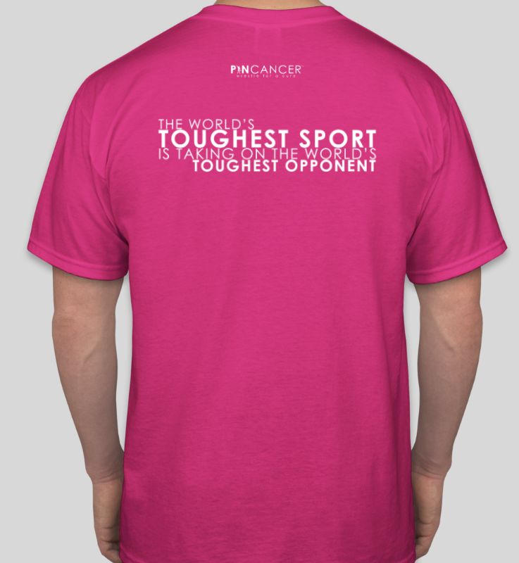 Wrestle for a Cure T-Shirt