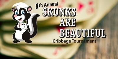 Skunks Are Beautiful Cribbage Registration