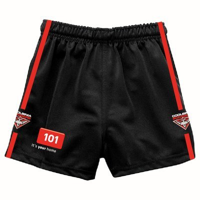 2016 Stock Runout - Training Shorts