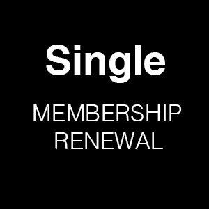 SINGLE membership renewal 0101
