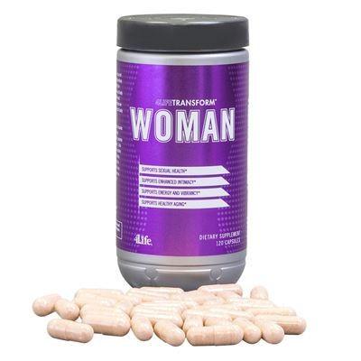 4Life WOMAN - gezond ouder worden - speciaal voor vrouwen