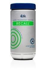 4Life Transfer Factor - RECALL - rustgevend