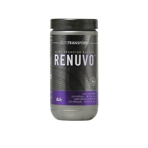 4Life Renuvo met Transfer Factor - rustgevend, mentale scherpte