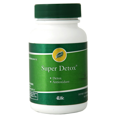 4Life - Super Detox - lever ondersteuning & ontgifting 010630