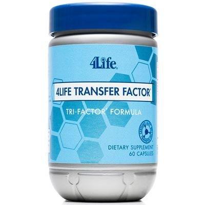 4Life Transfer Factor Tri Factor - de Basis