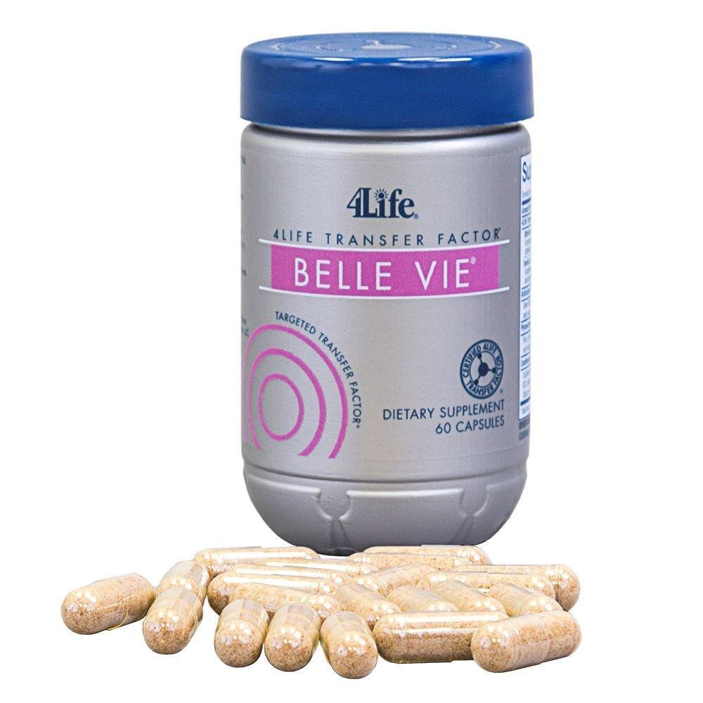 4Life Transfer Factor - BELLE VIE - vrouwelijk hormoonsysteem 010320