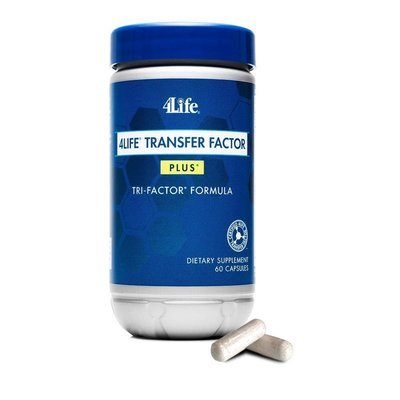 4Life Transfer Factor PLUS - met cordyvant