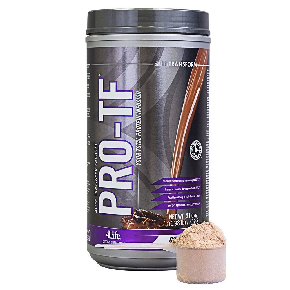 4Life ProTF met Transfer Factor - chocolade smaak