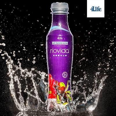 4Life RioVida met Transfer Factor - vloeibaar - 1 fles 500 ml