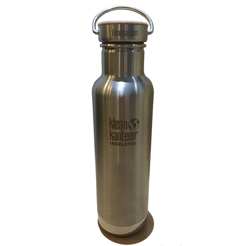 Vacuum Insulated Stainless Steel Flask by Klean Kanteen