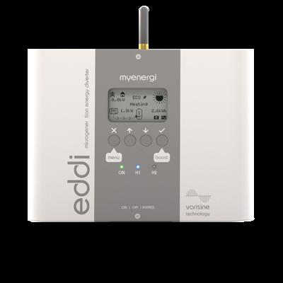 Eddi - Energy Diverter