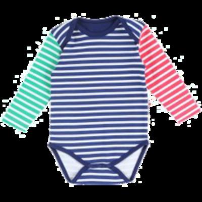 Bodysuit - Primary Stripe