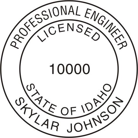 Idaho PE