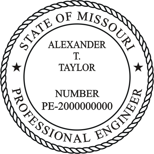Missouri PE