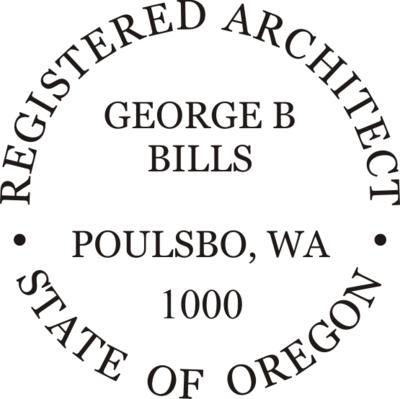 Oregon Arch