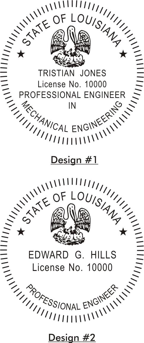 Louisiana PE